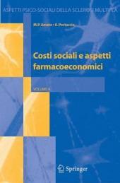 Costi sociali e aspetti farmacoeconomici