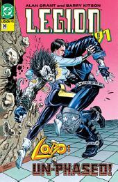 L.E.G.I.O.N. (1989-) #30