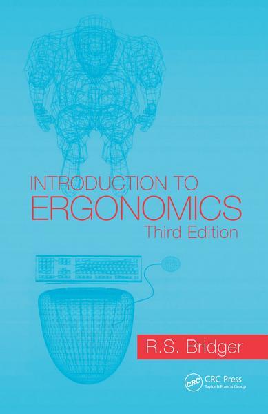 Introduction To Ergonomics Third Edition