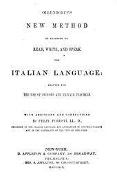 New Method of Learning ... Italian Language ...