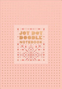 Jot Dot Doodle Notebook Pink And Rose Gold Book PDF