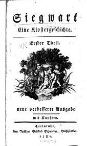 Siegwart: Eine Klostergeschichte, Band 1