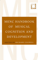 MENC Handbook of Musical Cognition and Development PDF
