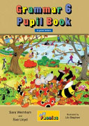 Grammar 6 Pupil Book (in Print Letters)