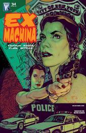 Ex Machina (2004-) #34