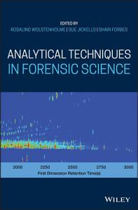 Analytical Techniques in Forensic Science
