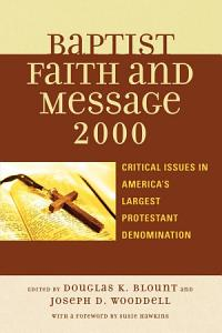 The Baptist Faith and Message 2000 PDF