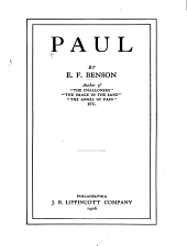 Paul: Volume 1
