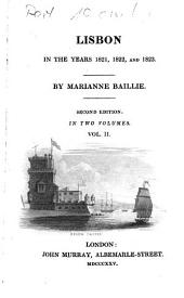 Lisbon in the Years 1821, 1822 and 1823: Volume 2
