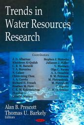 Trends in Water Resources Research