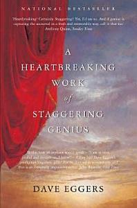 A Heartbreaking Work of Staggering Genius Book