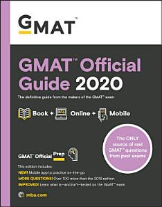 GMAT Official Guide 2020 Book