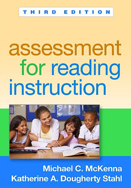 Assessment For Reading Instruction Third Edition