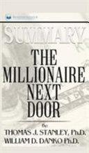 Summary of The Millionaire Next Door PDF