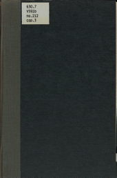 Thirty-first Annual Report, 1917-1918