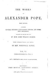 The Works of Alexander Pope: Volume 6