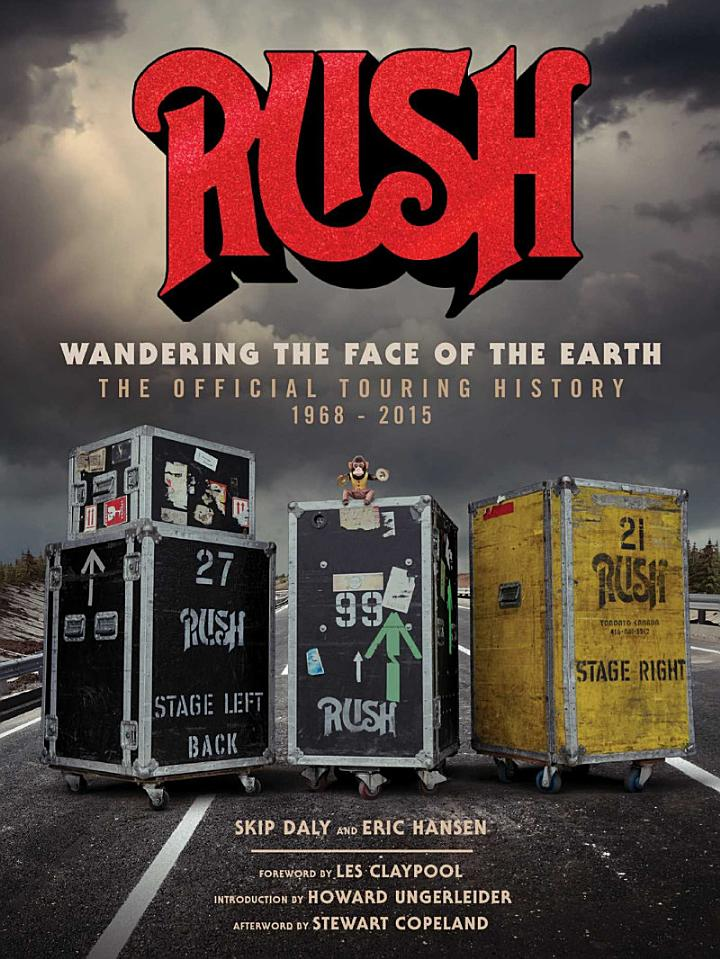 Rush: Wandering the Face of the Earth