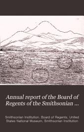 Annual Report of the Board of Regents of the Smithsonian Institution: Volume 1892