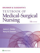 Brunner s Textbook of Medical Surgical Nursing 14th Edition   Clinical Handbook Package PDF