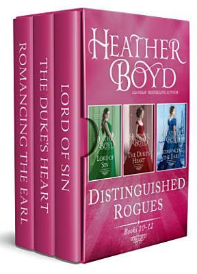 Distinguished Rogues Books 10 12