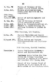 Elihu Root Collection of United States Documents: Ser. A.-F.]