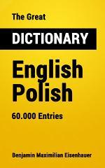 The Great Dictionary English - Polish