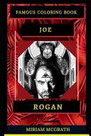 Joe Rogan Famous Coloring Book