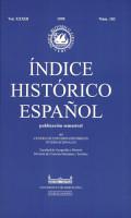 Indice Historico Espanol PDF
