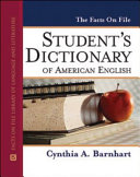 The Facts on File Student s Dictionary of American English PDF