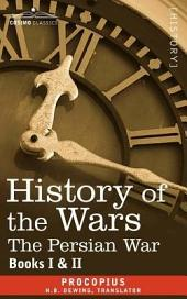 History of the Wars: Books 1-2 (Persian War)