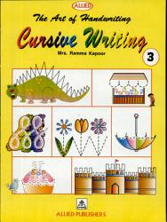 The Art Of Handwriting Cursive Writing Book 3 Book PDF