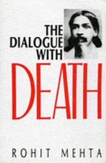 Dialogue with Death Book