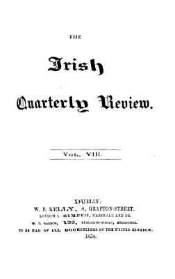 The Irish Quarterly Review PDF