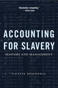 Accounting for Slavery Book