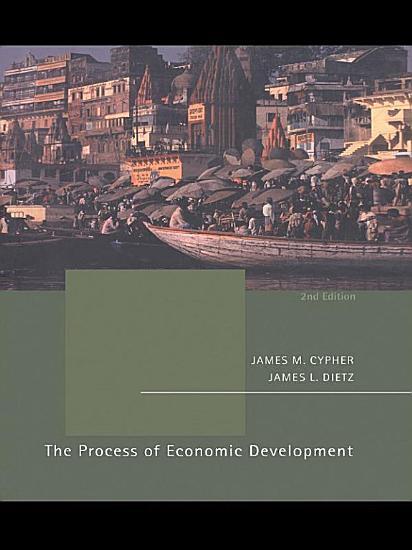 The Process of Economic Development PDF