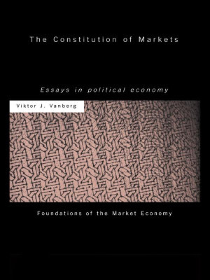 The Constitution of Markets PDF