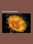 Download Psychogeography Book