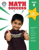 Math Success  Grade 2 PDF