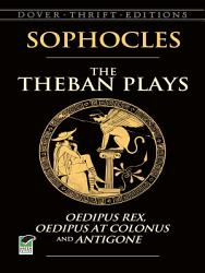 The Theban Plays Book PDF