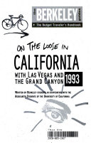 Berkeley Guide to California and Baja  1993 PDF