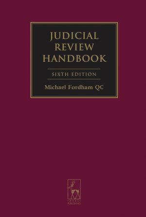 Judicial Review Handbook