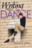 Writing about Dance PDF