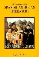 A Companion to Spanish American Literature PDF