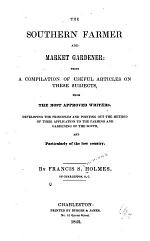 The Southern Farmer and Market Gardener