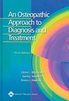An Osteopathic Approach to Diagnosis and Treatment PDF