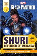 Marvel Black Panther Shuri Reader Level 2