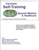 Translator Self-Training--Spanish Medical