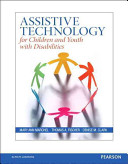 Assistive Technology for Children and Youth With Disabilities PDF