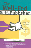 The Well fed Self publisher Book