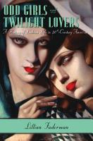 Odd Girls and Twilight Lovers PDF